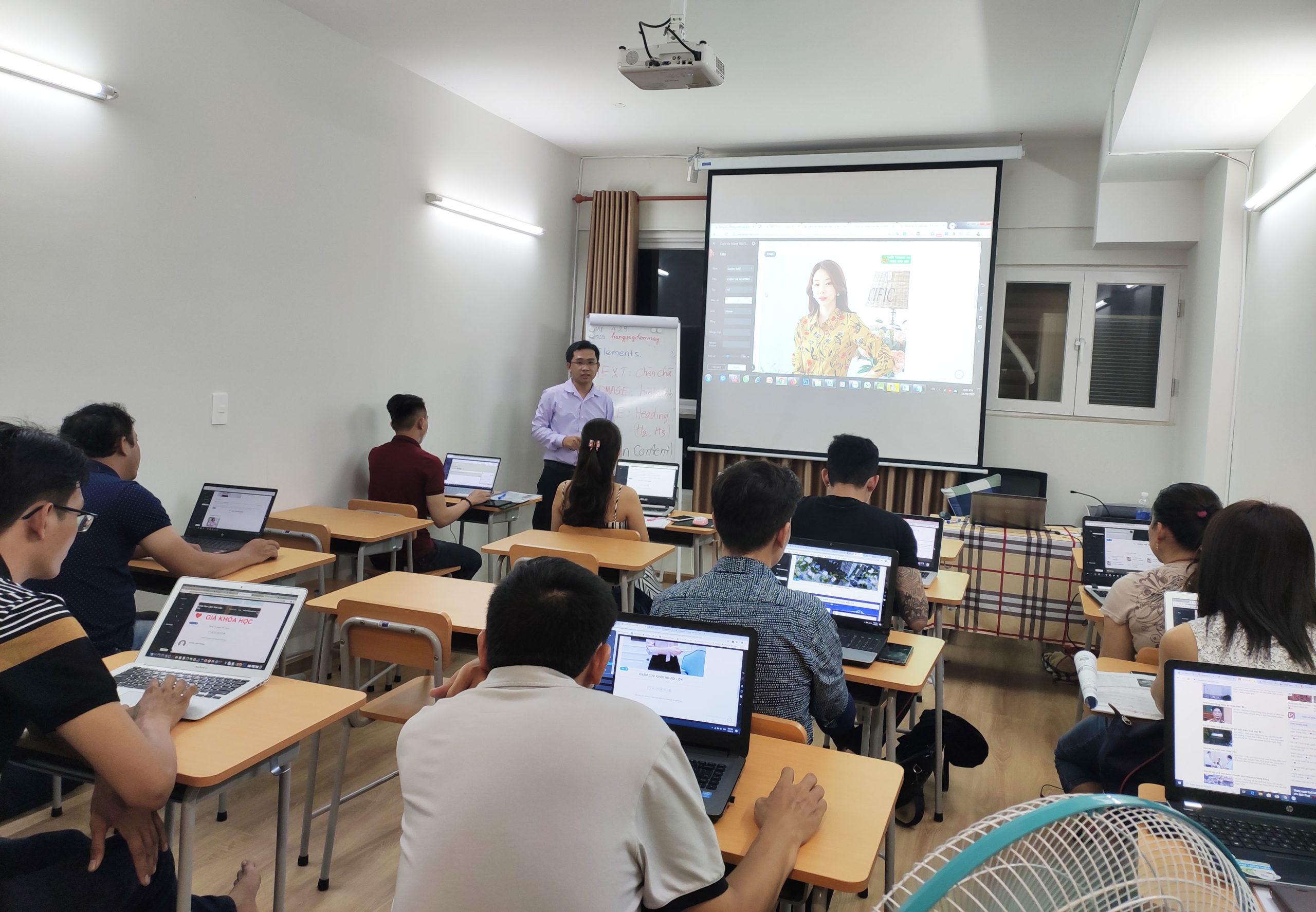 Trung tâm đào tạo Marketing Online & Digital Marketing IMTA