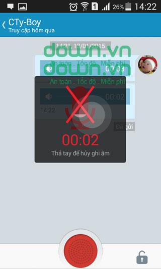 zalo sms 4