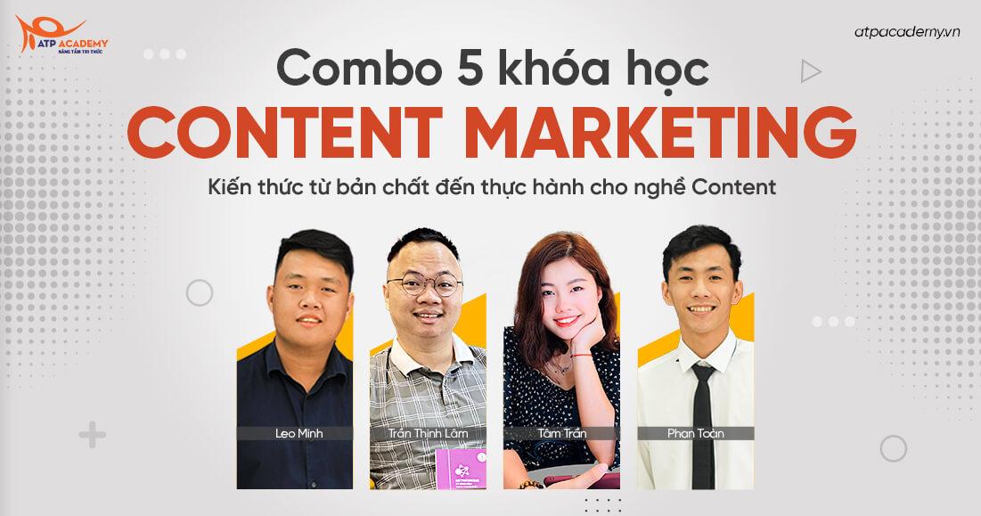 Khoá học Content Marketing tại ATP Academy