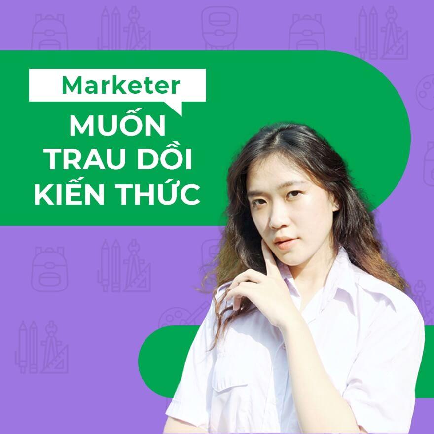 Marketer 1